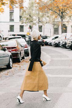 Street Style #PFW / Día 4 Foto: © Diego Anciano / @collagevintage2