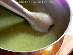 supa crema de broccoli Broccoli, Ethnic Recipes, Food, Essen, Meals, Yemek, Eten