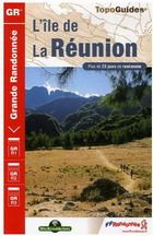 Randonnée à la Réunion : carte complète des randonnées