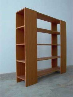 Donald Judd, Bookshelf #34, Douglas Fir