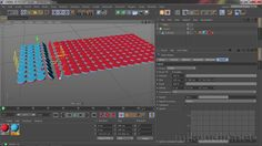 Cinema 4D MoGraph tips. Weight Transform. Как использовать трансформацию веса эффекторами в модуле MoGraph Cinema 4D