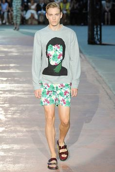 Antonio Marras Spring 2015 Menswear Collection Slideshow on Style.com