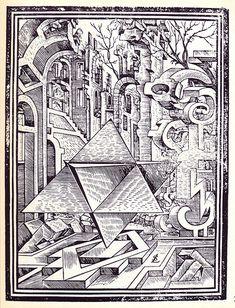 Geometria et Perspectiva - with thanks to Lorenz Stöer, ( @ Bibliodyssey)  Inspiring Artist Study ::: Resources for Art Students and Design Creatives at CAPI ::: Create Art Portfolio Ideas at milliande.com