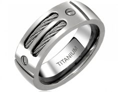 men's unusual wedding rings