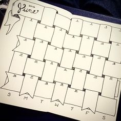 9 Bullet Journal Monthly Spread Ideas Worth Coping - CRAFTS ON FIRE