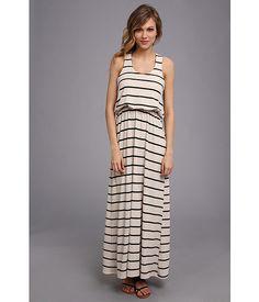 Brigitte Bailey Brigitte Bailey  Ellan Maxi Dress MochaBlack Womens Dress for 39.99 at Im in!