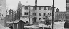 Geschichte Narrenhäusel an der Augustusbrücke - Nähe Neustädter Markt Dresden