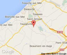hotel deauville - Manoirs de Tourgéville - 4 étoiles - restaurant panoramique
