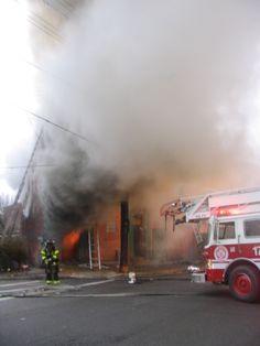 PBF Fire Dept, Fire Department, Pittsburgh City, Fire Equipment, Firefighting, Fire Trucks, Building, Firemen, Firefighter