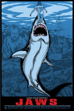 Jaws (1975) (Steven Spielberg)