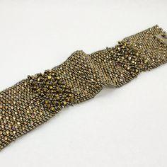Fifth Avenue Cuff - Bronze