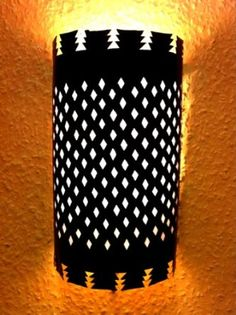 Orientalische Wandlampe Azrou: Amazon.de: Beleuchtung