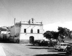 Así de tranquila estaba la ermita aguantando todos los siglos sobre su espalda. Foto de Bañon. Subida por Francisco Rodriguez Valderrama