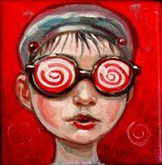 Kelly Vivanco - Art - X-Ray