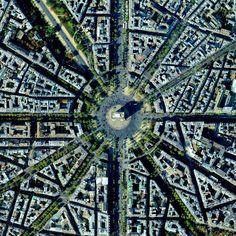 Arco do Triunfo – Paris, França (via Catraca Livre)