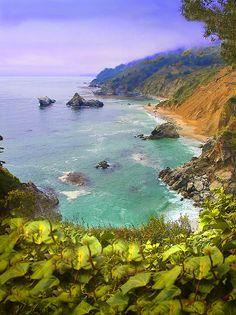 Big Sur, California, Photo Roberto Portolese