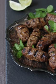 Merguez (spicy North African sausage) | this version is uncased and ...