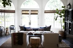 living room by amber interiors