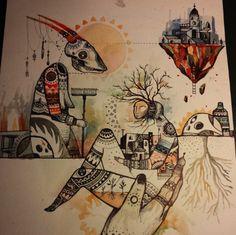 illustration by Ben Lopez