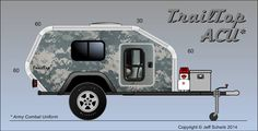 """""""TrailTop"""" modular trailer topper building components - Page 27 - Expedition Portal"""