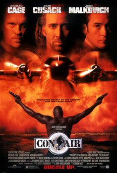 Con Air - Rotten Tomatoes I liked this movie, believable character.