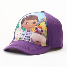 Disney Doc McStuffins Baseball Cap - Girls Girl Baseball Cap c57eb718436d