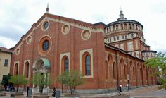 Bramante - Chiesa di Santa Maria delle Grazie - Milano (1490)
