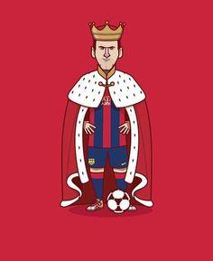 YEEEEEAAAAAAH the king of soccer!!⚽️⚽️
