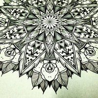 Solstice Mandala Project Day012 by ~OrgeSTC on deviantART