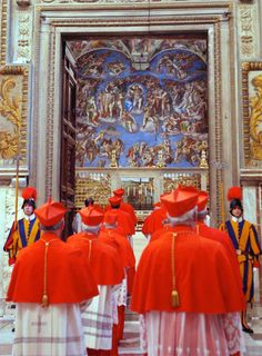 Little-known Facts about a Papal Conclave | Catholic World Report - Global Church news and views