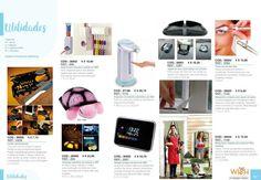 Utilidades para o lar no catálogo Golfran Fiancée