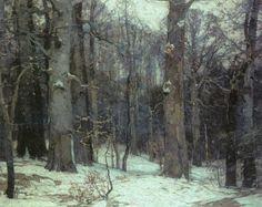 John F. Carlson - Forest Silence (1917)