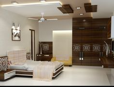 Wonderful Indian Dining Room Modern Decor And Better Home Design On Dining Room Furniture Ideas Bedroom Furniture Design, Dining Room Decor Modern, Bed Furniture Design, Bedroom False Ceiling Design, Wardrobe Design Bedroom, Bedroom Pop Design, Modern Bedroom Interior, Ceiling Design Living Room, Furniture Design