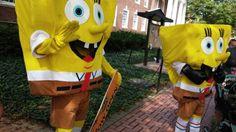 Sponge Bob wars