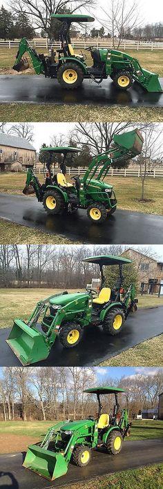 John Deere 2320 Diesel Tractor, 4x4, 23HP, Hydr... - Exclusively on #priceabate #priceabateHeavyEquipments! BUY IT NOW ONLY $20975