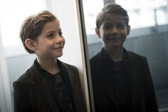 "Jacob Tremblay is back at TIFF with a new movie ""Burn Your Maps,"" and is still…"