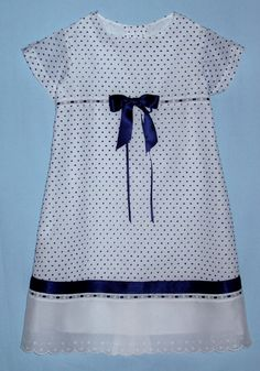 Dotted Swiss Dress