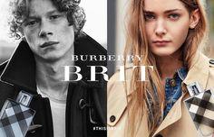 ベッカム長男が撮影を手掛けたバーバリー ブリットの新キャンペーンビジュアルが公開