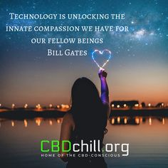 Technology is unlocking the innate compassion we have for our fellow beings # cbdchill How To Get Rich, Insomnia, Consciousness, Compassion, Things To Come, Technology, Tech, Tecnologia