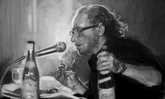 Bukowski by Kuvshinov-Ilya
