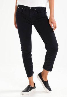 G-Star. ARC 3D LOW BOYFRIEND 7/8  - Jeans baggy - black denim. Avvertenze:Lavaggio a macchina a 30 gradi. Lunghezza interna della gamba:65 cm nella taglia 27x32. Composizione:99% cotone, 1% elastan. Lunghezza della gamba esterna:93 cm nella taglia 27x32. Mater...