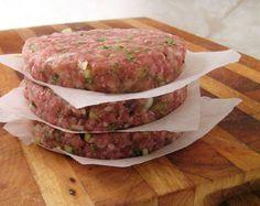 Se virando sem grana: Como fazer hambúrguer  caseiro