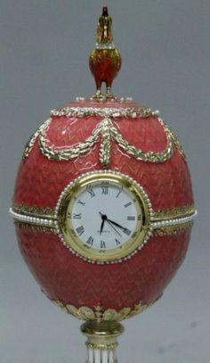 Kelch Chanticleer Faberge Egg