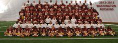 2012-2013 Washington #Redskins