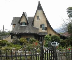 The Spadena House, also known as The Witch's House, is a storybook house in Beverly Hills, California. Located on the corner of Walden Drive and Carmelita ...