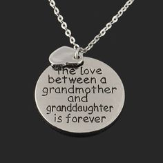 Love Of A Grandma Necklace