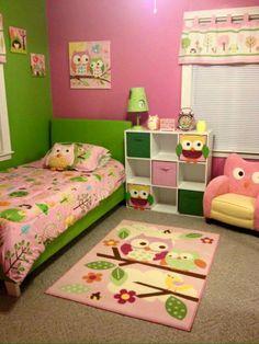 12 best decorating children s bedrooms owls images on pinterest rh pinterest com Owl Motif Decor Purple Owl Room Decor