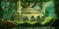elven architecture - Google Search