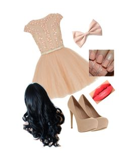 """Untitled #36"" by isisfashion ❤ liked on Polyvore featuring beauty, Office, Forever 21 and Christian Dior Haute Couture"