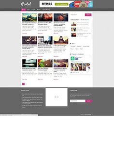 Have a look at Portal – a simple and Free Magazine WordPress Theme, it's designed with light bright colors blending nicely. The free WordPress theme has all the latest features such as Responsive layout, SEO Optimized, Custom Widgets and many more. Wordpress News Theme, Premium Wordpress Themes, Joomla Templates, Wordpress Template, Diy Halloween, 1. Tag, Free Magazines, Responsive Layout, Print Layout